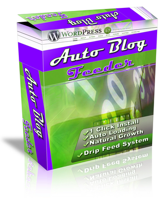 Pay for Auto Blog Feeder with MRR