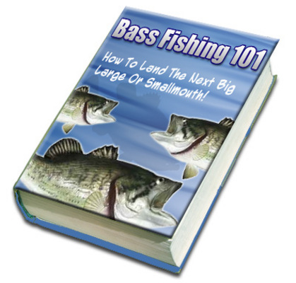 Pay for Bass Fishing 101 with MRR