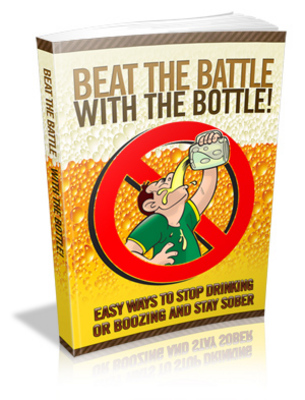 Pay for Beat The Battle With The Bottle includes MRR