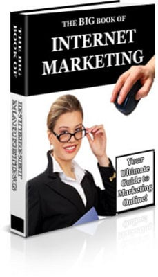 Pay for The Big Book Of Internet Marketing MRR