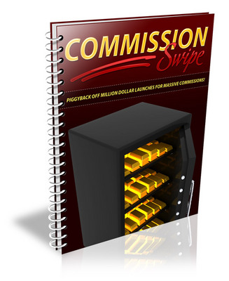 Pay for Commission Swipe MRR