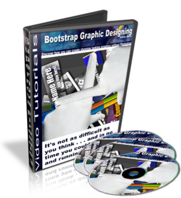Pay for Bootstrap Graphic Designing Tutorial Videos MRR