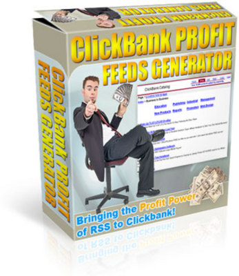 Pay for Clickbank Profit Feeds Generator MRR