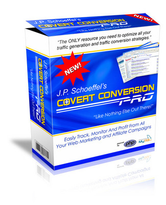 Pay for Covert Conversion Pro with Master Resell Rights