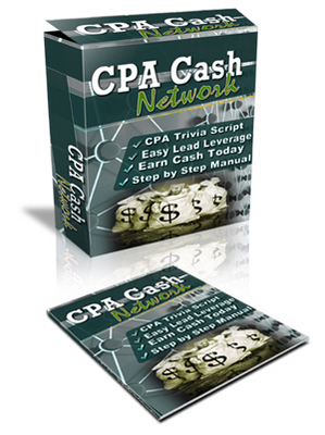 Pay for CPA Cash Network with Master Resell Rights
