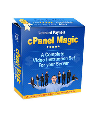 Pay for cPanel Magic Video Tutorial with Master Resell Rights