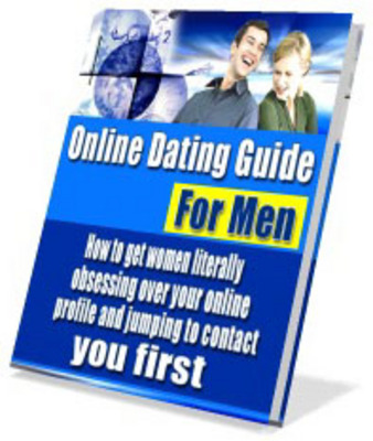 Pay for Online Dating Guide For Men with Master Resale Rights