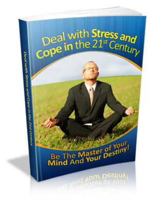 Pay for Deal With Stress and Cope in the 21st Century with MRR