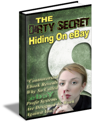 Pay for The Dirty Secret Hiding on eBay with Master Resale Rights
