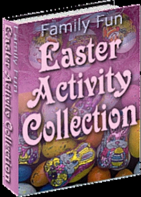 Pay for Family Fun Easter Activity Collection includes MRR