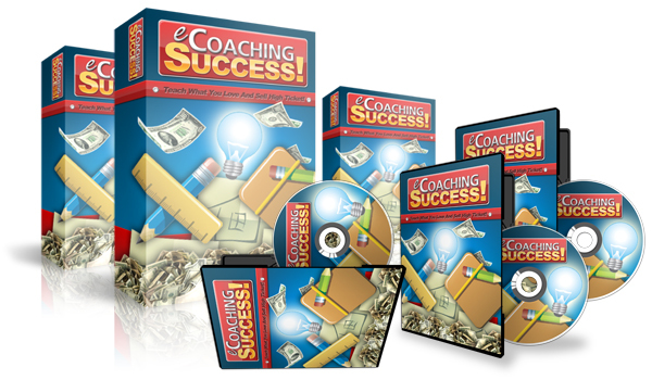 Pay for eCoaching Success with Master Resale Rights