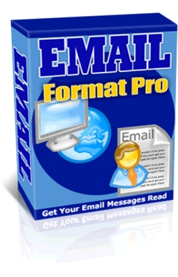 Pay for Email Format Pro Marketing System with Master Resale Rights