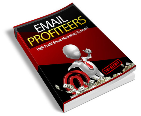 Pay for Email Profiteers includes Private Label Rights