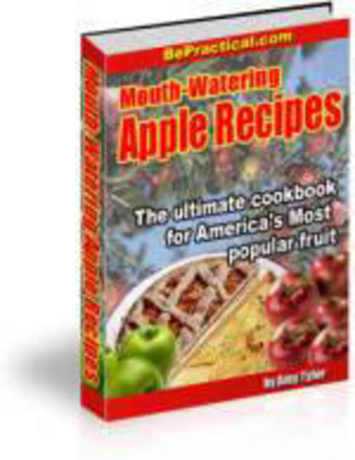 Pay for Mouth-Watering Apple Recipes