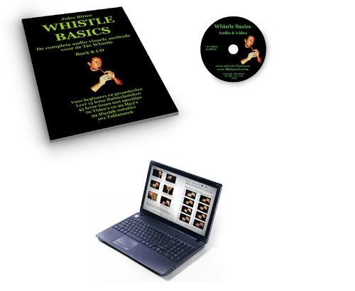 Pay for Whistle Basics/Audio-Visual Tin Whistle Tutorial