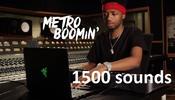 Thumbnail Metro Boomin Drum Sound KIT samples TRap MAsCHINE MPC logic
