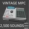Thumbnail Akai MPC Drum Sounds 2500  Vintage Samples Kit pgm wav