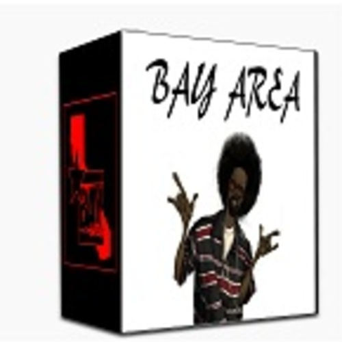 Bay Area Drum Sounds Samples Kit MAC Dre E-40 Tupac 2pac Mpc
