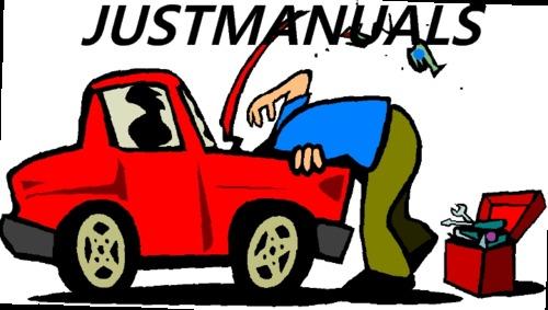 2005 Toyota Echo Service And Repair Manual
