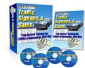 Thumbnail Traffic Sign Up Sales (51 page ebook)