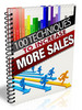 Thumbnail 100 Techniques to increase Sales