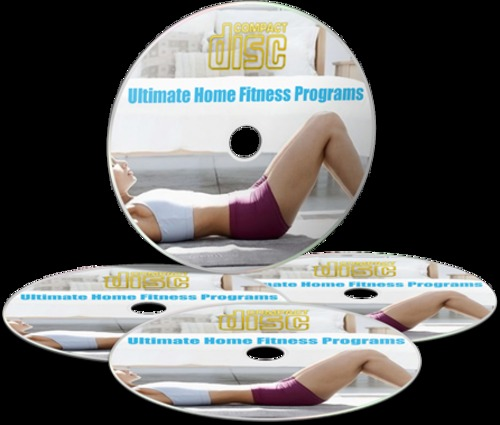 Pay for Ultimate Home Fitness Program