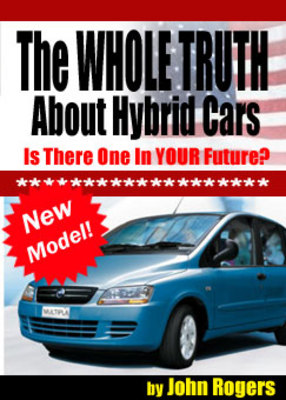 Pay for All about hybrid cars