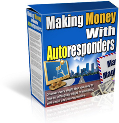 Pay for Making money with auto responders