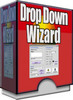 Thumbnail Drop Down Wizard Menu Creator