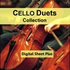 Thumbnail Cello Duets Sheet Music Collection