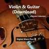 Thumbnail Violin Guitar Partituras Collection