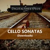Thumbnail Cello Sonatas Partituras Collection (Downloads)