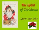 Thumbnail The Spirit of Christmas by Henry Van Dyke