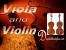 Thumbnail VIOLA and VIOLIN Sheet Music Collection