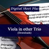 Thumbnail Viola in other Trio Sheet Music Collection