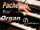 Thumbnail PACHELBEL for ORGAN sheet music