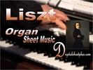 Thumbnail Liszt - Fantasy and Fugue on Bach for ORGAN sheet music