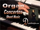Thumbnail Organ Concertos Sheet Music Collection in pdf format
