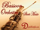 Thumbnail Bassoon Orchestra Partituras Collection