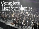 Thumbnail Complete Liszt Symphonies score and parts Collection