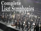 Thumbnail Complete Liszt Symphonies partituras