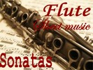 Thumbnail Flute Sonatas sheet music collection
