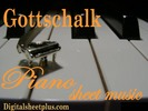 Thumbnail Gottschalk for Piano Partituras en formato pdf