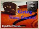 Thumbnail Grieg String Quartets Partituras en formato pdf