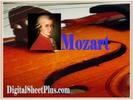 Thumbnail Mozart - Eine Kliene Nachtmusik partituras