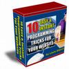 Thumbnail 10 Easy & Instant Programming Tehcniques  & Tricks website