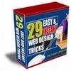 Thumbnail 29 Easy & Instant Web Design Tricks Volume 1