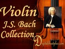 Thumbnail Bach J.S. Violin complete sheet music collection in pdf format