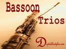 Thumbnail BASSOON TRIOS Sheet Music Collection in pdf format