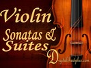 Thumbnail Violin and Piano Sonatas and Suites sheet music collection in pdf format